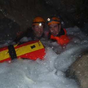 hotbox_Night Canyoning -