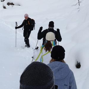 hotbox_Schneeschuh Trekking III -