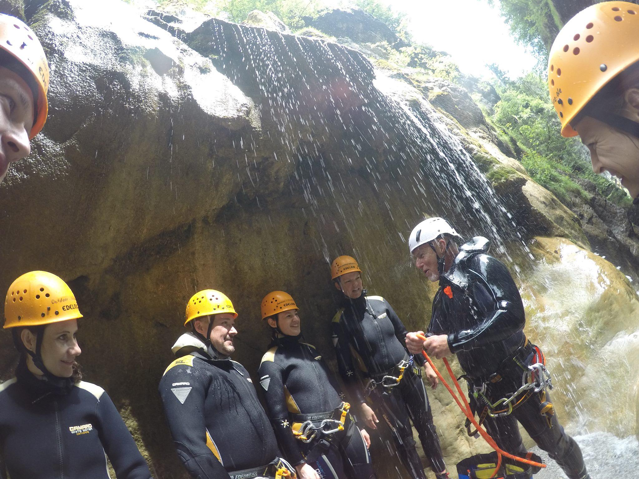 Camp4 Klettergurt : Canyoning u2013 outdoor adventure